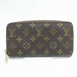 💯 Authentic Louis Vuitton Zippy Zip Wallet